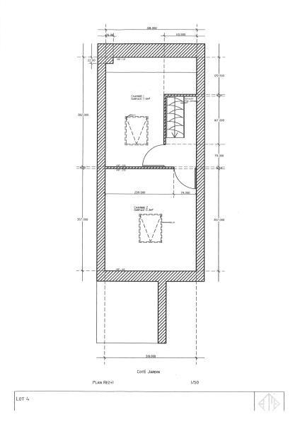 Vente appartement Bordeaux 217000€ - Photo 4