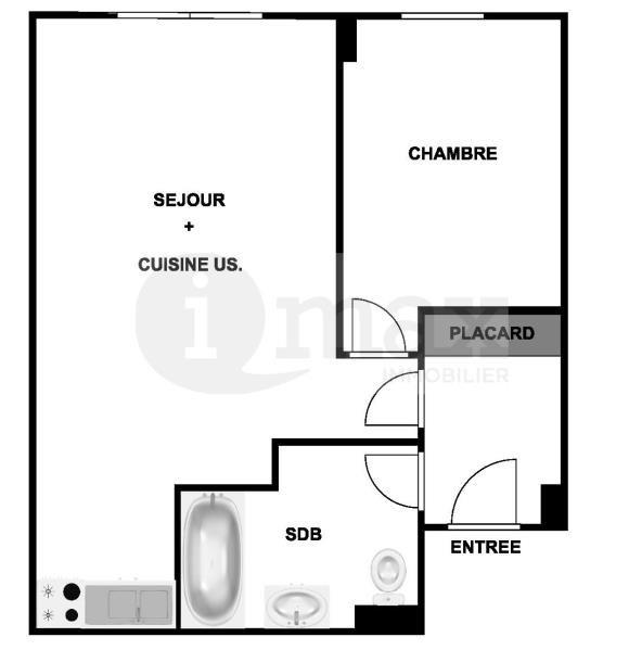 Vente appartement Levallois 449000€ - Photo 4