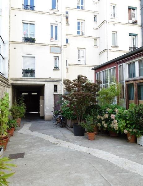 Vente appartement Paris 18ème 475000€ - Photo 3