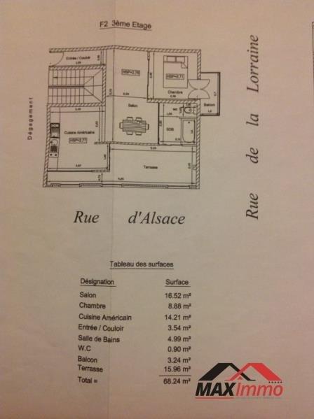 Vente immeuble St denis 320000€ - Photo 3