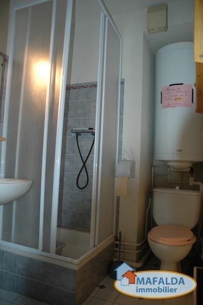 Location appartement Mont saxonnex 370€ CC - Photo 2