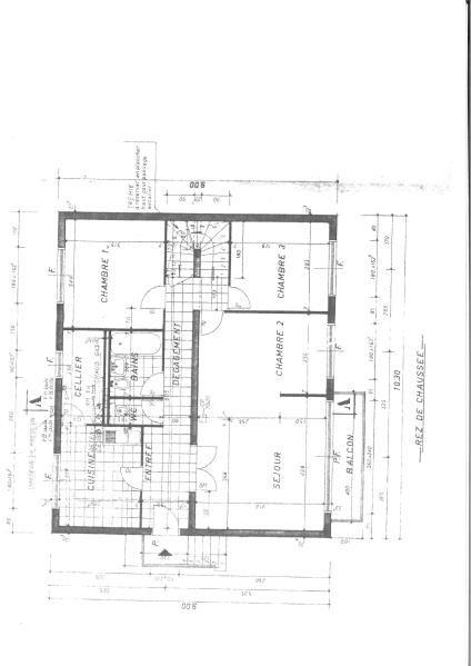 Rental house / villa Gagny 1590€ CC - Picture 5