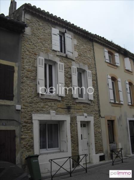 Location maison / villa Grans 835€ CC - Photo 1