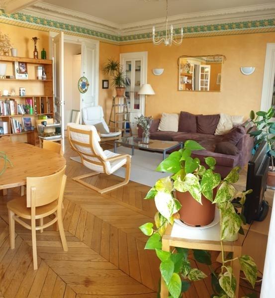 Vente de prestige appartement Paris 11ème 1220000€ - Photo 9