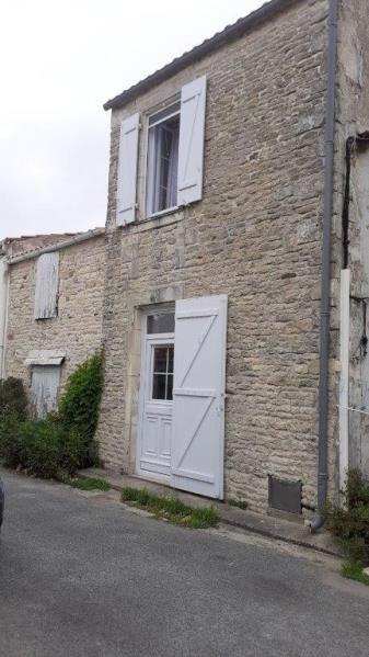 Maison de pays le château d oleron - 3 pièces - 40 m²
