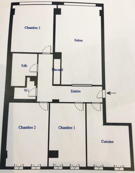 Vente appartement Boulogne billancourt 635000€ - Photo 10