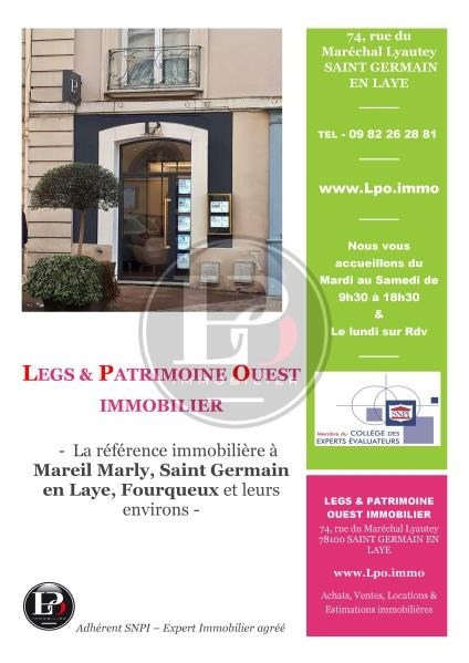 Vente appartement Le pecq 550 000€ - Photo 9