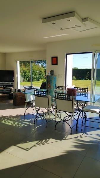 Revenda residencial de prestígio casa Gouesnach 419000€ - Fotografia 5