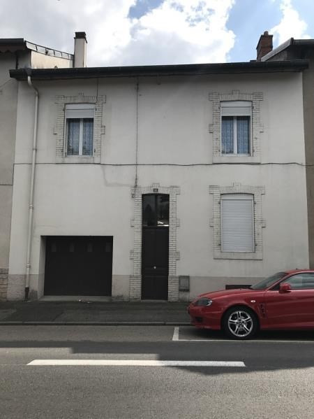 Vente maison / villa Luneville 68 000€ - Photo 1