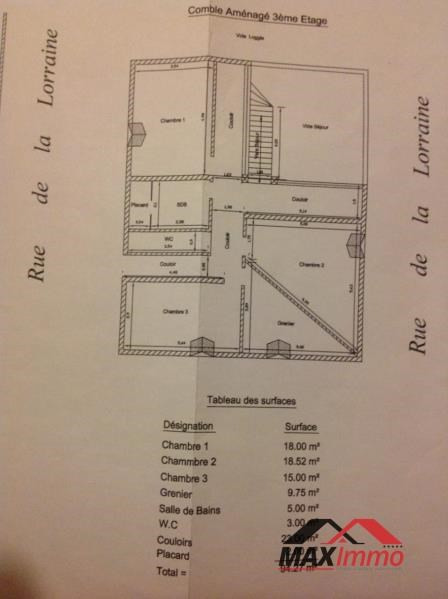 Vente immeuble Saint denis 320000€ - Photo 5