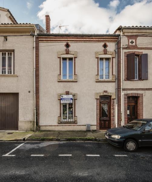 Revenda casa Albi 185000€ - Fotografia 1