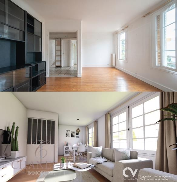 Vente appartement Vincennes 410 000€ - Photo 2