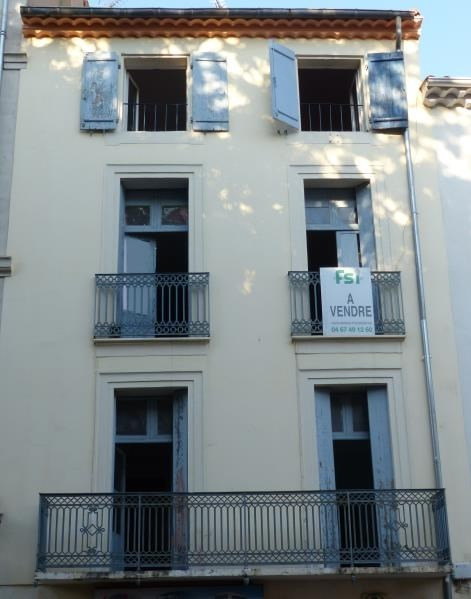Sale building Beziers 158 000€ - Picture 1