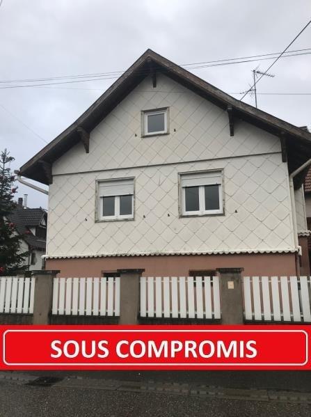 Sale house / villa Soufflenheim 186700€ - Picture 1