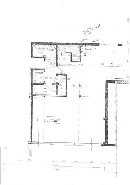 Rental empty room/storage Le raincy 2950€ HT/HC - Picture 5