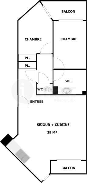 Vente appartement Levallois perret 749000€ - Photo 7