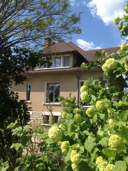 Sale house / villa St benoit 428000€ - Picture 1