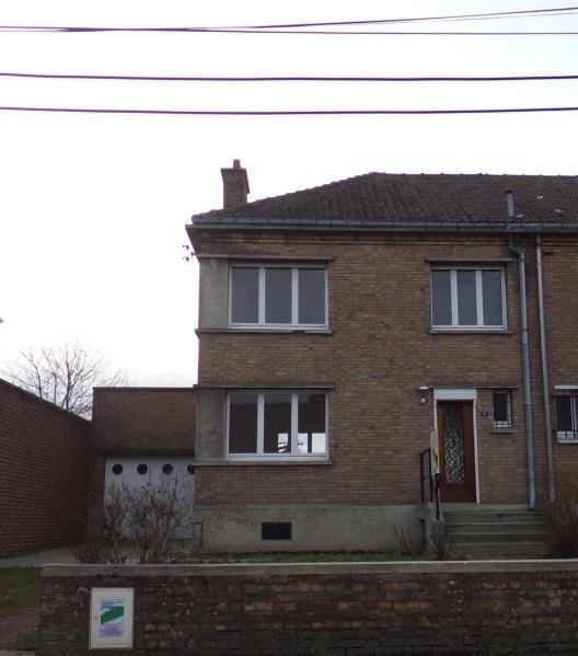 Vente maison / villa Brebieres 133760€ - Photo 1