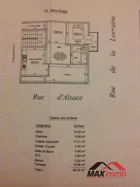 Vente immeuble Saint denis 320000€ - Photo 3