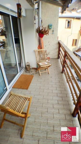 Verkoop  appartement Allevard 159000€ - Foto 10