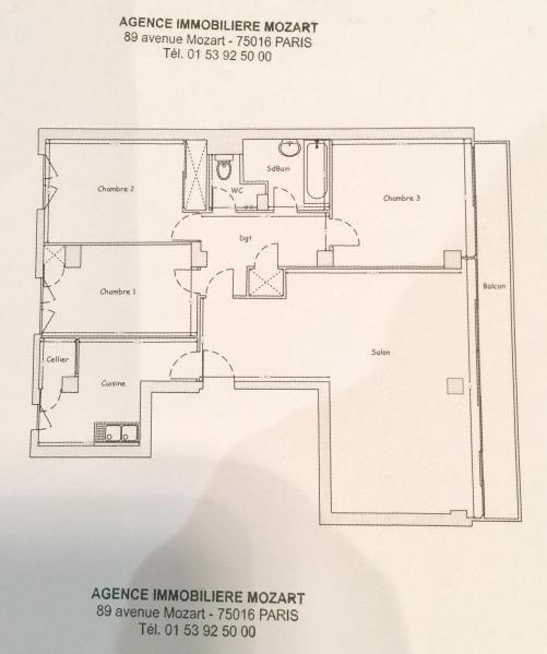 Vente appartement Boulogne billancourt 645000€ - Photo 2