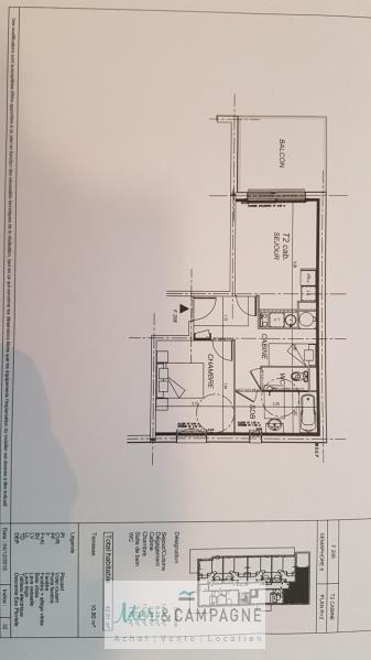 Sale apartment Fort mahon plage 195500€ - Picture 2