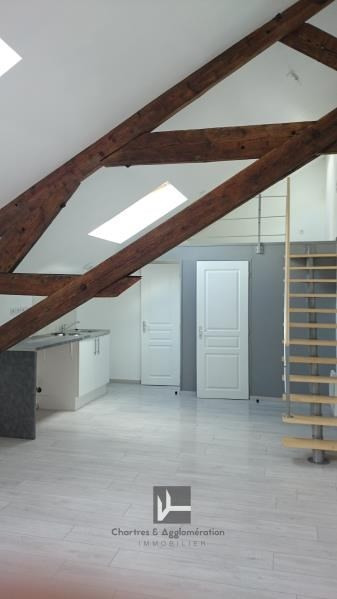 Location appartement Chartres 450€ CC - Photo 1