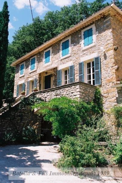 Vente de prestige maison / villa Uzes 1295000€ - Photo 3