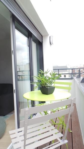 Rental apartment Bois colombes 860€ CC - Picture 5