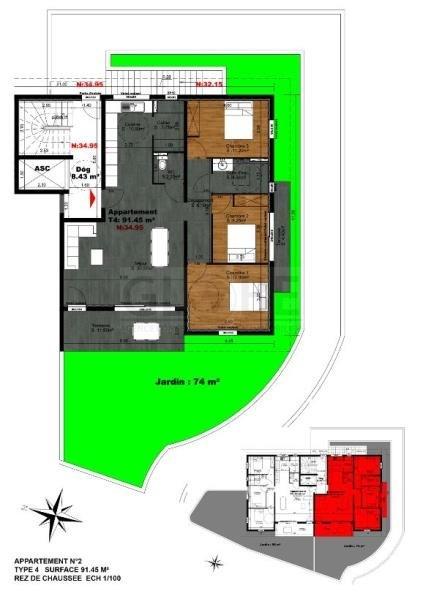 Vente de prestige appartement Biarritz 765000€ - Photo 3