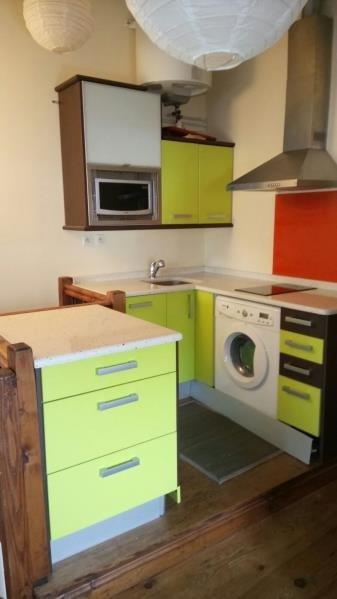Vente appartement Behobie 120000€ - Photo 3