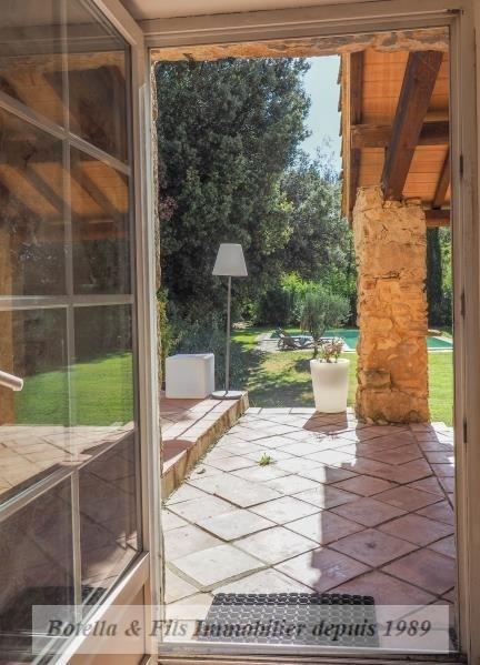 Vente de prestige maison / villa Uzes 795000€ - Photo 7