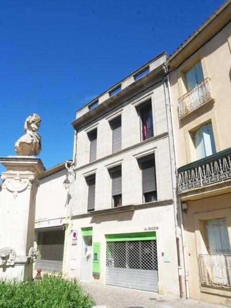 Vente immeuble Thezan les beziers 275000€ - Photo 1