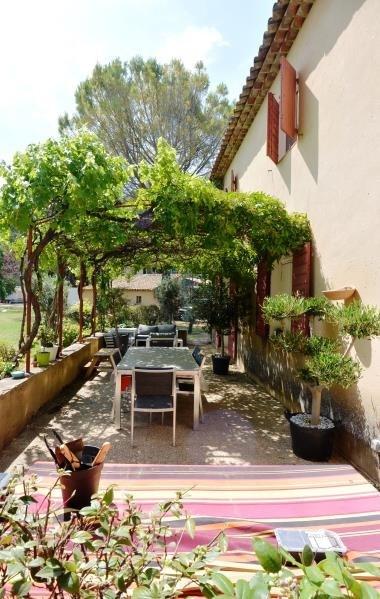 Deluxe sale house / villa Venelles 730000€ - Picture 7