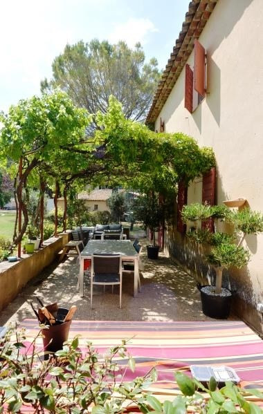 Vente de prestige maison / villa Meyrargues 760000€ - Photo 7