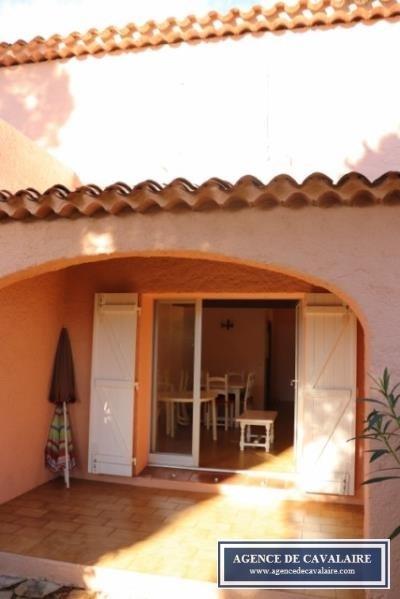 Sale apartment Cavalaire sur mer 250000€ - Picture 4