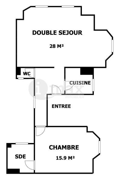 Vente appartement Asnieres sur seine 365 000€ - Photo 3