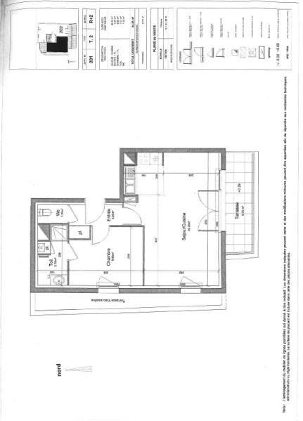 Vente appartement Sainte luce sur loire 218205€ - Photo 2