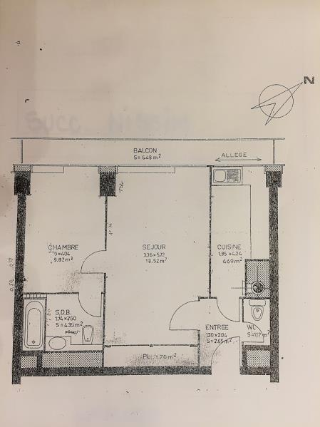 Vente appartement Puteaux 345000€ - Photo 5