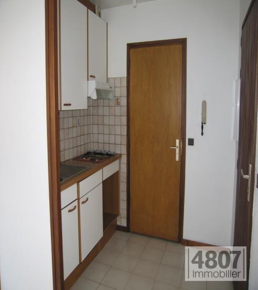 Location appartement Sallanches 558€ CC - Photo 4