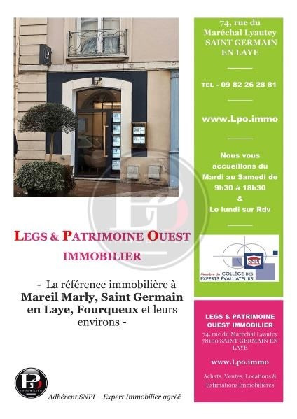 Vente de prestige maison / villa Marly le roi 1 115 000€ - Photo 11