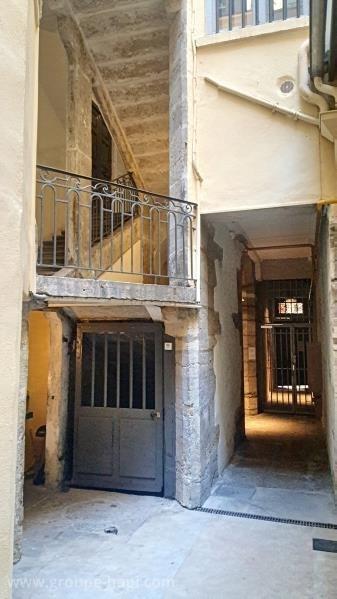 Vente de prestige appartement Lyon 1er 590000€ - Photo 2
