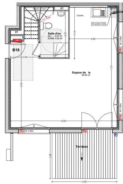 Sale house / villa Marcellaz 322000€ - Picture 2