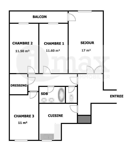 Vente appartement Asnieres sur seine 399000€ - Photo 4