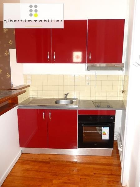 Rental apartment Le puy en velay 363,79€ CC - Picture 2