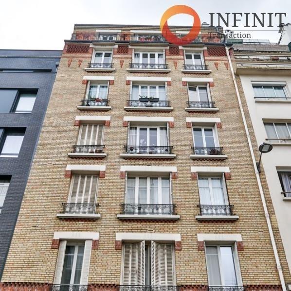 Vente appartement Paris 20ème 579000€ - Photo 10