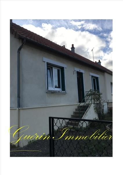 Sale house / villa Sermoise sur loire 103 550€ - Picture 2