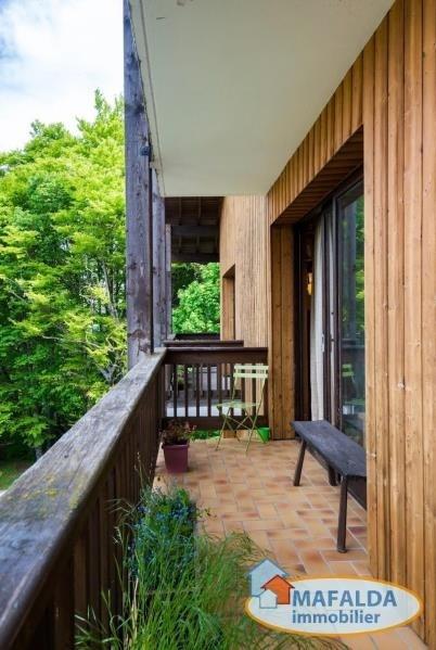 Vente appartement Mont saxonnex 110000€ - Photo 4