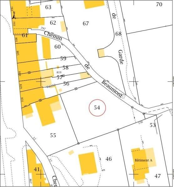 Sale site St jeoire prieure 174000€ - Picture 3