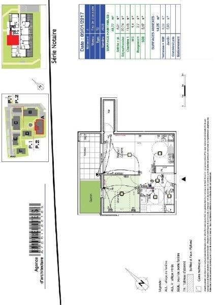 Location appartement Albertville 560€ CC - Photo 2